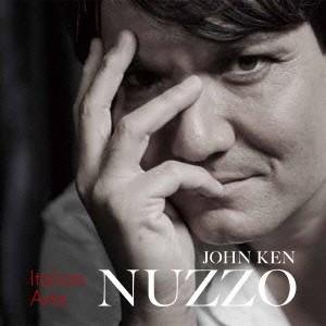 ジョン・健・ヌッツォ イタリアン・アリア CD