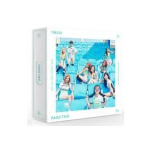 TWICE Page Two: 2nd Mini Album (Mint バージョン) CD