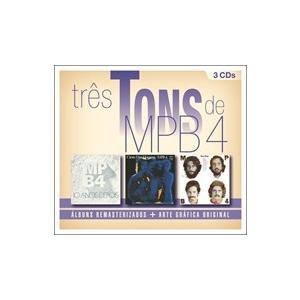 MPB 4 Tres Tons CD