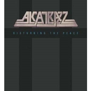 Alcatrazz Disturbing The Peace: Deluxe Edition [CD+DVD] CD