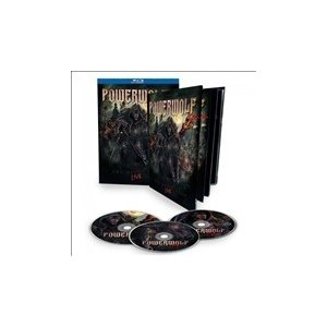 Powerwolf The Metal Mass Live [2Blu-ray Disc+CD] Blu-ray Disc