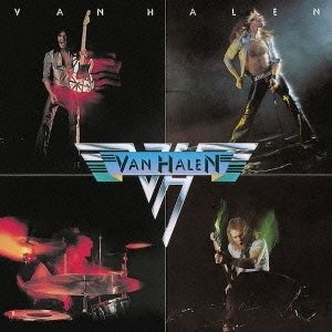 Van Halen 炎の導火線 CD