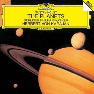 ヘルベルト・フォン・カラヤン ホルスト:組曲≪惑星≫ SHM-CD