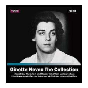 ジネット・ヌヴー Ginette Neveu The Collection CD