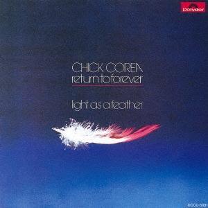 Chick Corea スペイン〜ライト・アズ・ア・フェザー SHM-CD