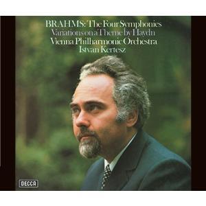 イシュトヴァン・ケルテス ブラームス: 交響曲全集, ハイドンの主題による変奏曲<タワーレコード限定> SACD Hybrid