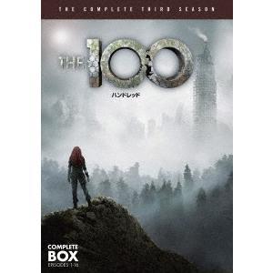 イライザ・テイラー THE 100/ハンドレッド <サード・シーズン> コンプリート・ボックス DVD