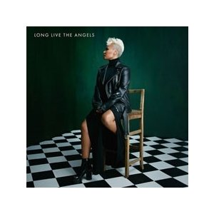 Emeli Sande Long Live the Angels: Deluxe Edition CD