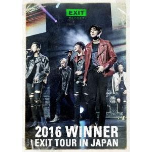 WINNER 2016 WINNER EXIT TOUR IN JAPAN<通常版> DVD