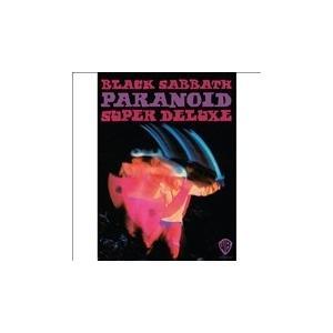Black Sabbath Paranoid: Deluxe Edition [4CD+BOOK] CD