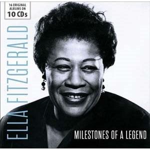 Ella Fitzgerald Milestones Of A Legend CD