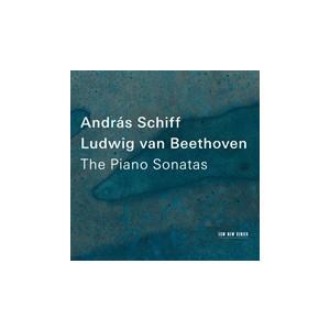 アンドラーシュ・シフ Beethoven: Complete Piano Sonatas CD