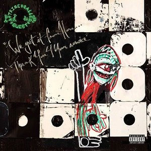 A Tribe Called Quest We Got It From Here Thank You 4 Your Service CD タワーレコード PayPayモール店