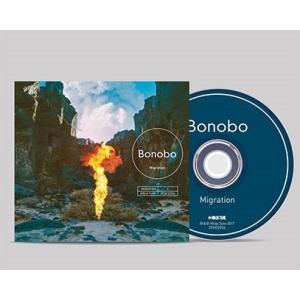 Bonobo Migration CD