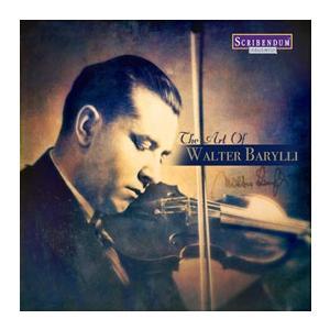ワルター・バリリ The Art of Walter Barylli CD