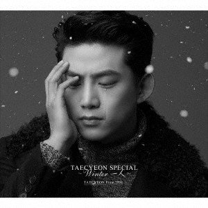 TAECYEON (From 2PM) TAECYEON SPECIAL 〜Winter 一人〜 [CD+DVD]<初回生産限定盤A> CD 特典あり