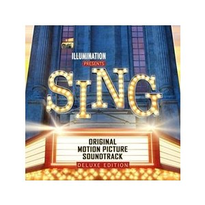 Sing: Deluxe Edition CD