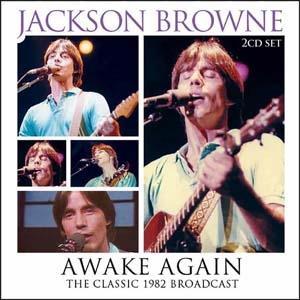 Jackson Browne Awake Again CD