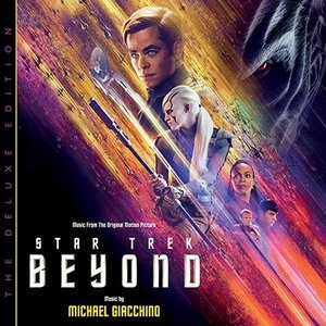 Michael Giacchino Star Trek Beyond: Deluxe Edition CD