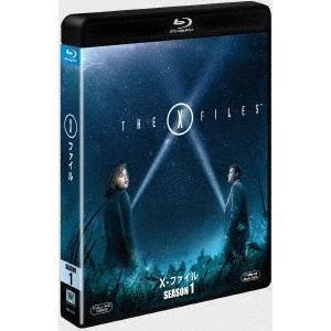 デヴィッド・ドゥカヴニー X-ファイル シーズン1 SEASONS ブルーレイ・ボックス Blu-ray Disc