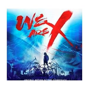 X JAPAN We Are X CD