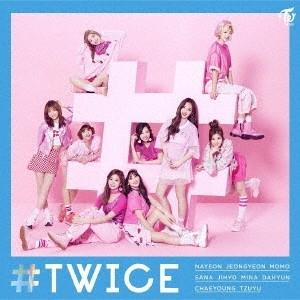 TWICE #TWICE<通常盤> CD...