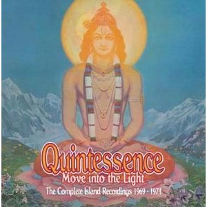 Quintessence Rock Move Into The Light: The Complete Island Recordings 1969-1971 CDの商品画像