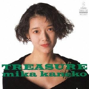 金子美香 TREASURE MEG-CD