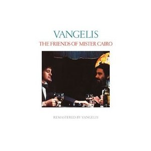 Jon & Vangelis The Friends Of Mr. Cairo CD