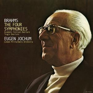 オイゲン・ヨッフム ブラームス: 交響曲全集, 大学祝典序曲, 悲劇的序曲<タワーレコード限定> SACD Hybrid