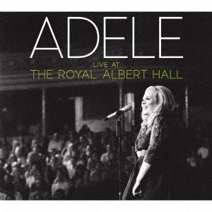 Adele ライヴ・アット・ザ・ロイヤル・アルバート・ホール...