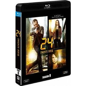 キーファー・サザーランド 24-TWENTY FOUR- シーズン8 SEASONS ブルーレイ・ボックス Blu-ray Disc