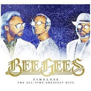Bee Gees Timeless: The All-Time Greatest Hits CD