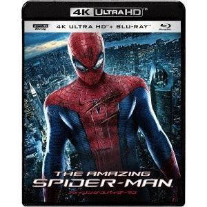 アメイジング・スパイダーマン 4K ULTRA HD & ブルーレイセット Ultra HD