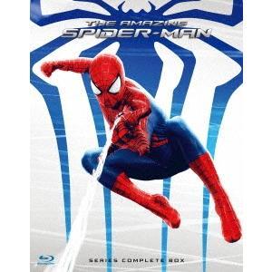 アメイジング・スパイダーマン シリーズ ブルーレイ コンプリートBOX Blu-ray Disc