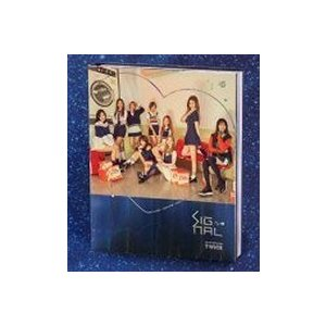 TWICE Signal: 4th Mini Album (C Ver.) CD