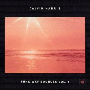 Calvin Harris Funk Wav B...の商品画像