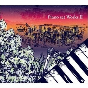 Various Artists Piano set Works.II CD