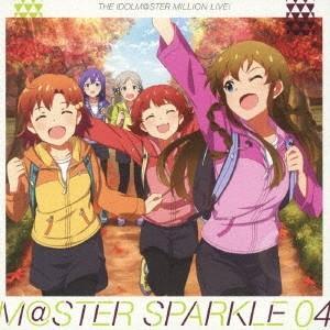 上田麗奈 THE IDOLM@STER MILLION LIVE! M@STER SPARKLE 04 CDの商品画像|ナビ