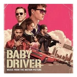 Baby Driver CD