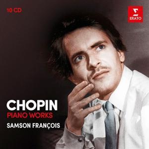 サンソン・フランソワ ショパン: ピアノ作品集<限定盤> CD