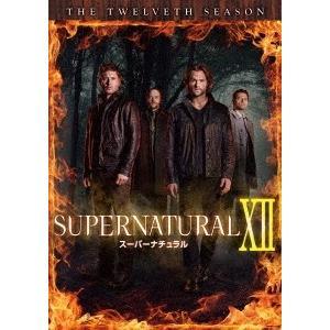 SUPERNATURAL XII スーパーナチュラル <トゥエルブ・シーズン> コンプリート・ボックス DVD