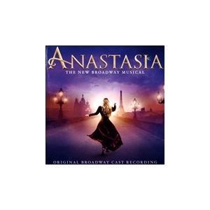 Anastasia: The New Broadway Musical CD