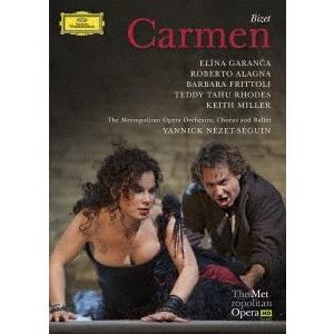 エリーナ・ガランチャ ビゼー:歌劇≪カルメン≫ DVDの商品画像