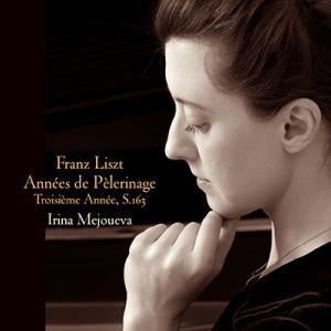 イリーナ・メジューエワ リスト: 巡礼の年 第3年 CD