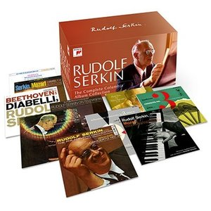 ルドルフ・ゼルキン Rudolf Serkin - The Complete Columbia Album Collection<完全生産限定盤> CD|tower