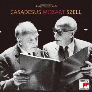 ロベール・カサドシュ モーツァルト: ピアノ協奏曲第15・17・21〜24・26・27番 (2017年 DSDリマスター)<完全生産限定 SACD Hybrid