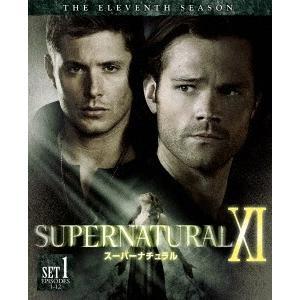 ジャレッド・パダレッキ SUPERNATURAL XI スーパーナチュラル <イレブン> 前半セット DVD