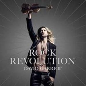 デイヴィッド・ギャレット Rock Revolution Deluxe [CD+DVD] CD