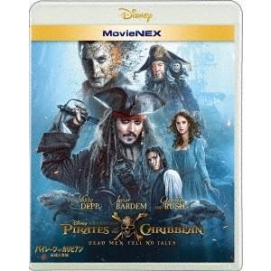 パイレーツ・オブ・カリビアン/最後の海賊 MovieNEX [Blu-ray Disc+DVD] B...